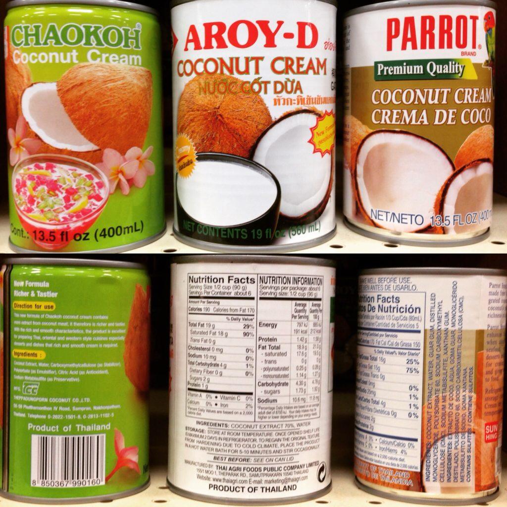 How To Buy Coconut Milk Engineered Explorations
